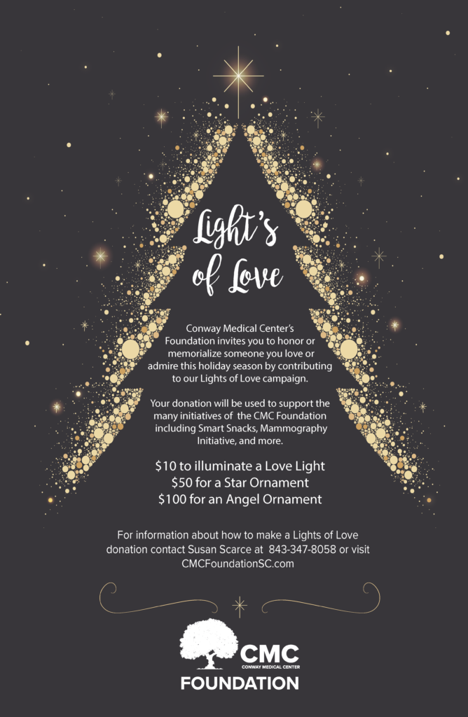 Lights of Love Flyer112019
